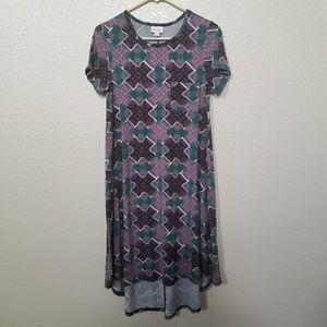 LuLaRoe Carly Dress Size XSmall